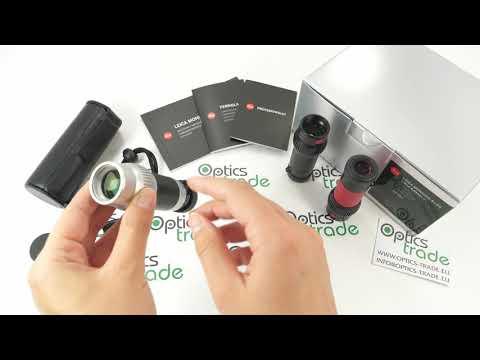 Leica Monovid 8×20 Monocular review