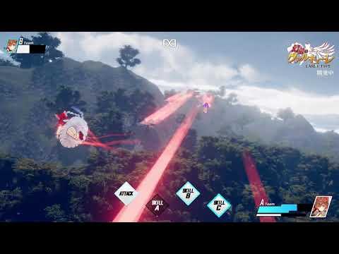 「領域ZERO」《幻想の女武神》公開新實機演示