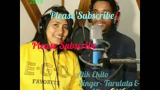 #Mirnal Narah & Tarulata Kutum#New Mising song #Atik Ekit#2019