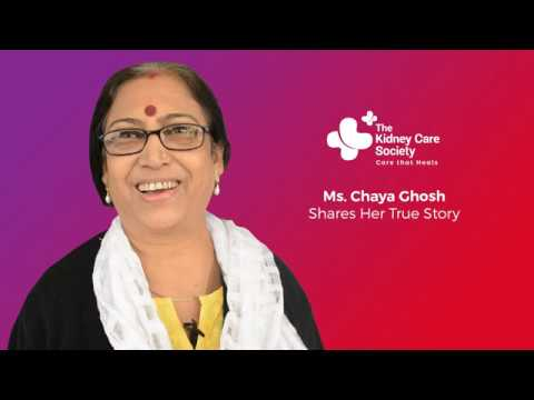Ms. Chaya Ghosh