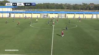 Juveniles: Boca Vs. Lanús, Por Streaming