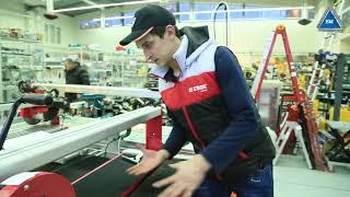 Плиткорез Stark TC 1260-250 от компании ПКФ «Электромотор» - видео