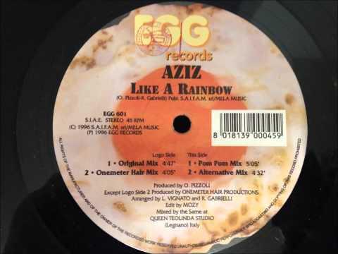 Aziz - Like A Rainbow