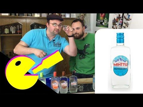 Minttu Likör Verkostung - Minttu 50, Minttu Black, Minttu Choco, Minttu Chili, Minttu Polar Pear