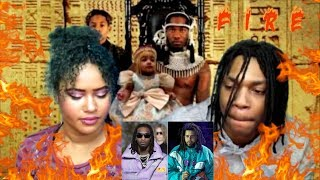 Offset   How Did I Get Here (feat J. Cole) Father Of 4 REACTION