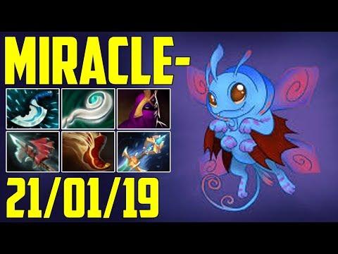 Miracle- Puck | New build item KAYA | Can't Fucus Puck