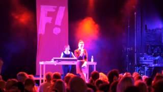 Beatrice Eli - Girls (live at F! Stödfest)