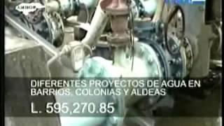 Ahmon Municipio de Santa Rosa del Departamento de Copán 19 04 2013