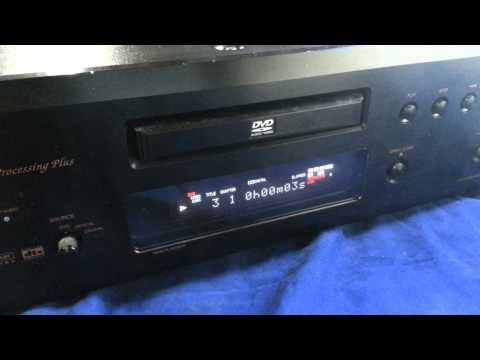 Denon DVD-A1 20 kilo DVD player!!!
