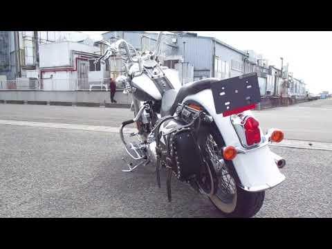 FLSTN SOFTAIL DELUXE/ハーレーダビッドソン 1689cc 徳島県 Bike & Cycle Fujioka