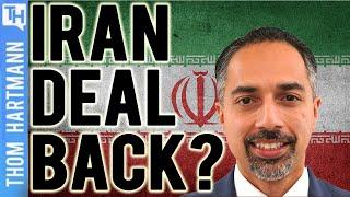 Can Biden Resurrect Iran Peace Deal? (w/ Dr. Trita Parsi)