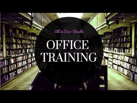 OFFICE TRAINING BUNDLE (Excel + PowerPoint + Word + Excel ...