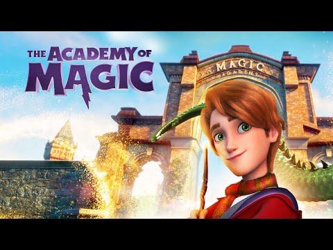 The Academy of Magic   UK Trailer   2020   Family Animation