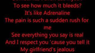 Eminem - Stan (lyrics) HD