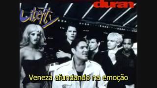Duran Duran - Venice Drowning - Tradução