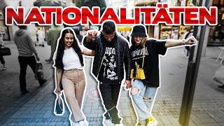 Welche NATIONALITÄTEN würdest DU DATEN? 🤫 | SIE STEHEN AUF... 🥵 | JQ ENTERTAINMENT 🔥