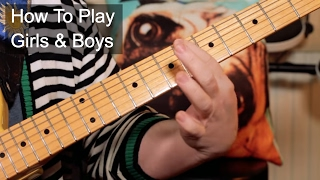 Girls & Boys Prince Guitar Lesson