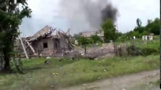 Авиа бомбежки в Украине