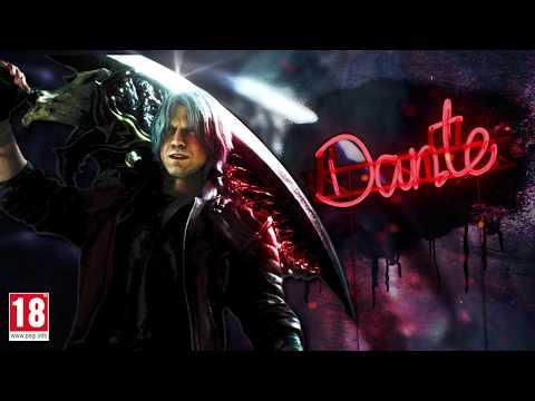 《惡魔獵人 5》Devil May Cry 5  但丁的戰鬥介紹影片