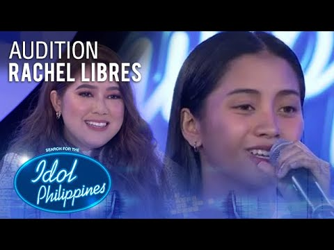 Rachel Libres - Starting Over Again | Idol Philippines 2019 Auditions