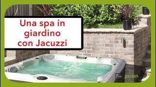 Spa Per Giardino, Vasche Idromassaggio Da Esterno Jacuzzi