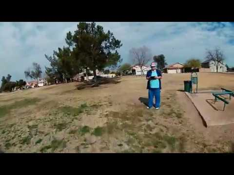 FullSpeed TinyLeader Brushless Whoop - FPV Park Testing Another Camera Adjustment Setup