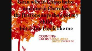 Friend of the Devil - Counting Crows (studio version with lyrics)