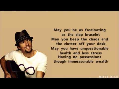 Have It All - Jason Mraz (Lyrics)