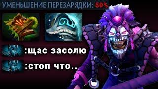 МИДЕР с ЧИТАМИ - ЛУЧШИЙ ГЕРОЙ ПАТЧА! DAZZLE DOTA 2