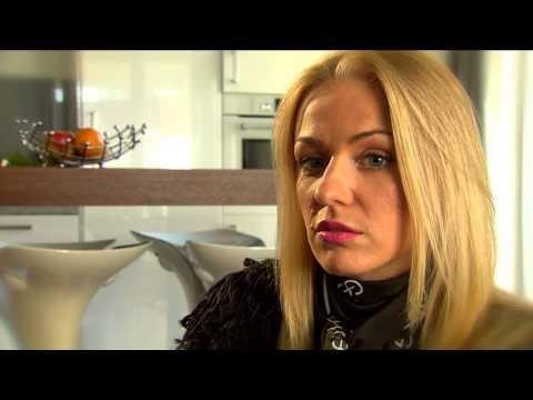 Jedna z gwiazd piersi silikonowego Rosji