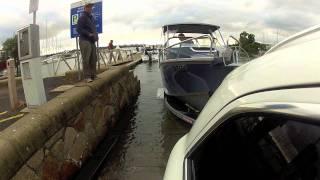 Building my aluminium boat STEALTH