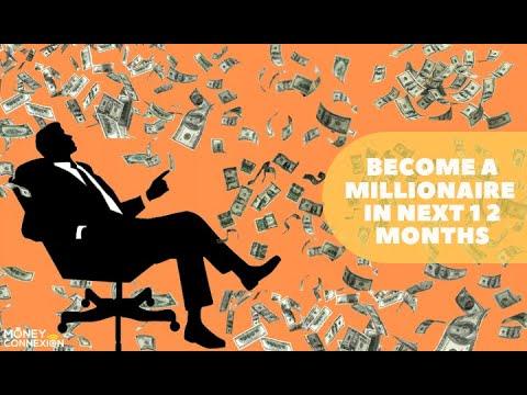 Как стать миллионером за 1 год? Ответ от Владимира Мошкина!