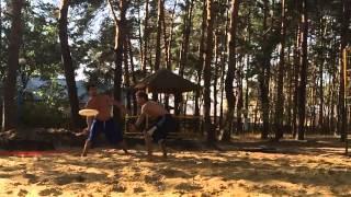 Сборная МГТУ им. Н.Э. Баумана по алтимат-фрисби. Набор 2014-2015