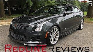 2018 Cadillac ATS-V – The Under Appreciated Super Sedan?
