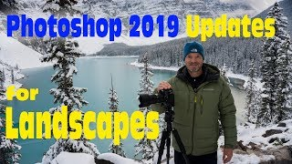 New Updates to Photoshop 2019