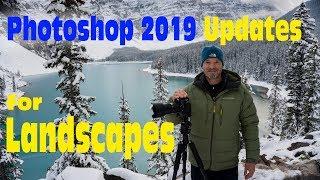 New Updates to Photoshop 2019