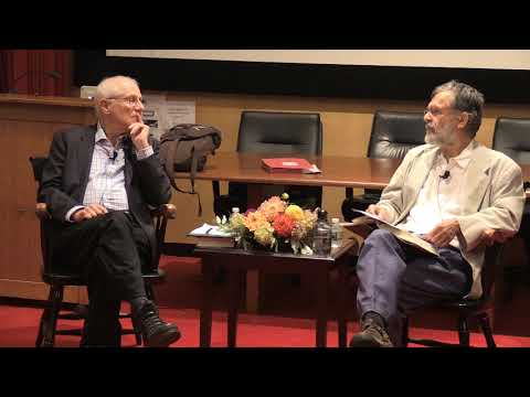 """""""Gorbachev: His Life and Times"""": Conversation with Professors William Taubman and Pavel Machala"""