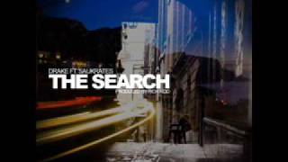 DRAKE FEATURING SAUKRATES - THE SEARCH (INSTRUMENTAL)