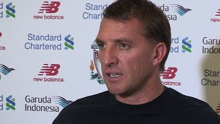 Liverpool - Brendan Rodgers Dismisses Jurgen Klopp Rumours