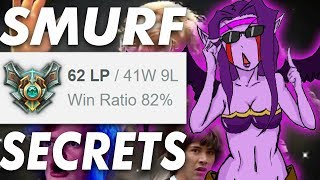 Masters Smurf teaches how to end games quicker when losing