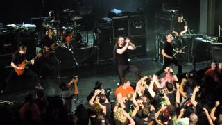 Threshold - Long Way Home (Live) 70000 Tons of Metal 2015