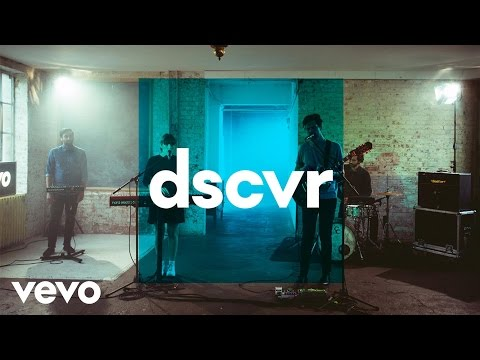 Oh Wonder - All We Do - Vevo dscvr (Live)