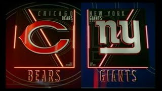 MADDEN 19_BEARS AT GIANTS (2018) WK # 13