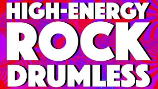 Rock Drumless Play Along For Drums High Energy Psychedelic