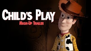 Toy Story - Chucky Child's Play (2019) Mash-Up