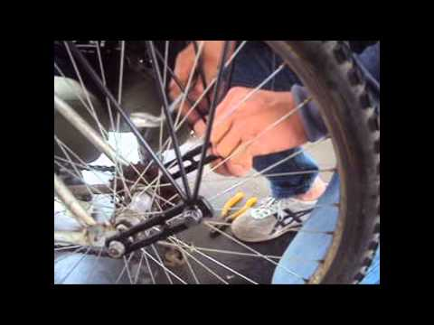 Bomba de agua a pedal