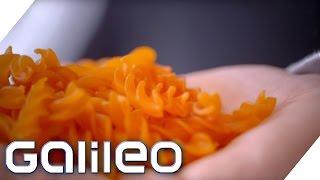Die wohl gesündeste Pasta der Welt | Galileo | ProSieben