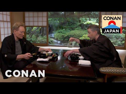 Conan v Japonsku #5: Kaiseki s Jordanem Schlanskym - CONAN