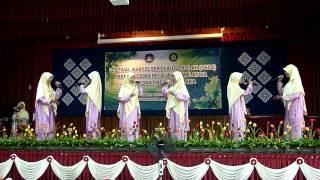 Wardatuddiniah - Johan Festival Nasyid Melaka 2013