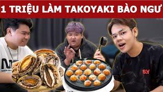 1 triệu làm Bánh Takoyaki Bào Ngư tại nhà và cái kết...   Oops Banana V10g 176